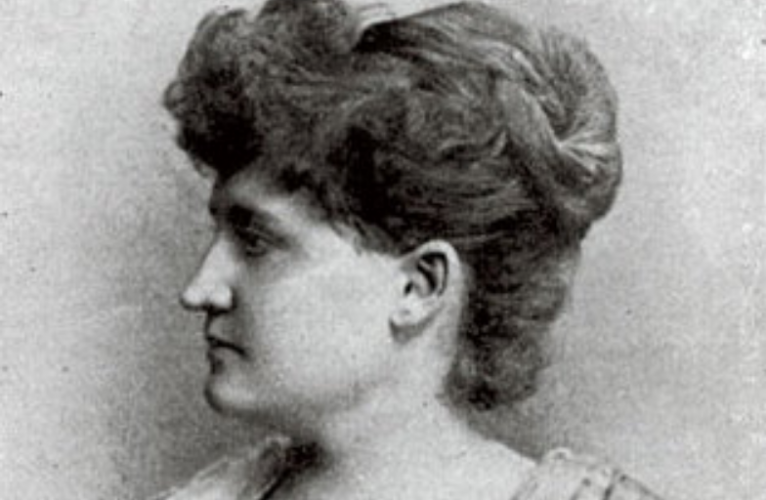 Portrait of Alice Rufie Jordan Blake
